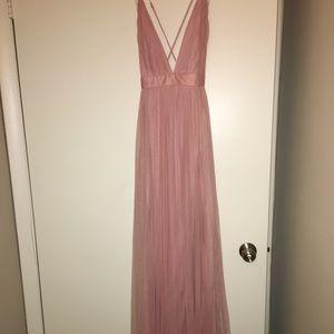9f70755cd1 Windsor Dresses   Elisabeth Pleated Tulle Formal Dress   Poshmark